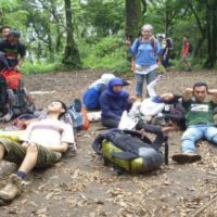 Kembali Lagi Ke Pelukan Puncak Gunung Manglayang Bandung