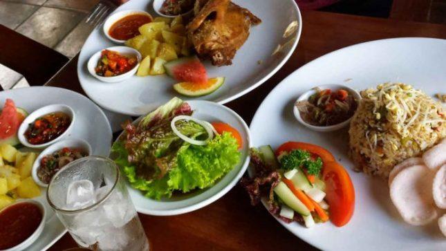 Wisata kuliner Bali : Bebek Bengil Ubud