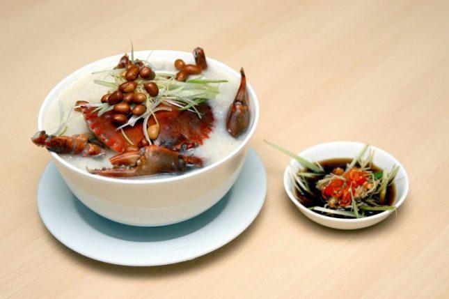 Kuliner Jakarta Bubur Kwang Tung