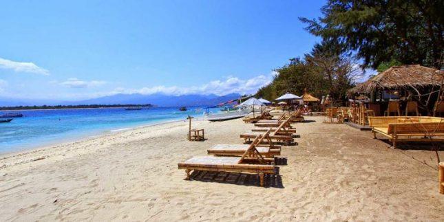 Keindahan Gili Trawangan Lombok
