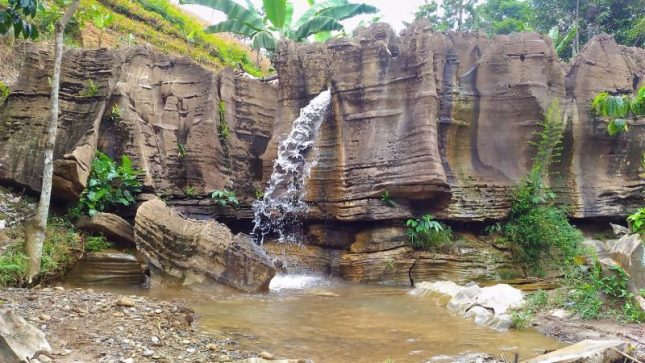 Wisata alam goa Agung Garunggang Bogor