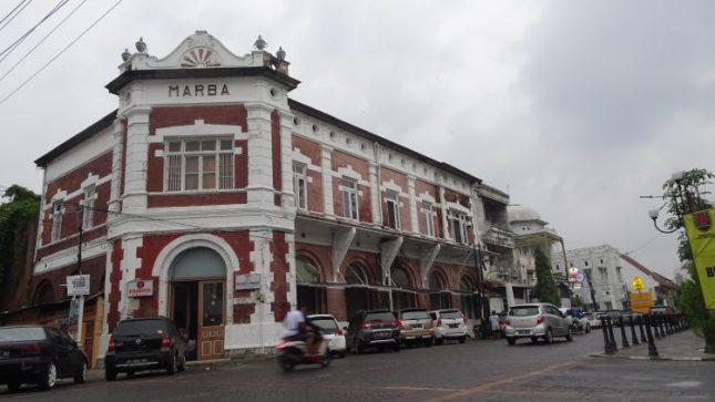 Tempat wisata di Jawa Tengah : Kota Lama Semarang