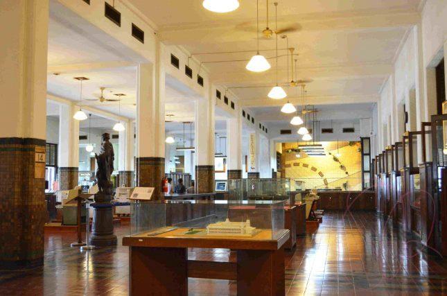 Bagian dalam Museum Fatahillah Jakarta