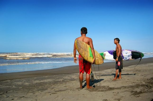 Pantai Widarapayung Cilacap