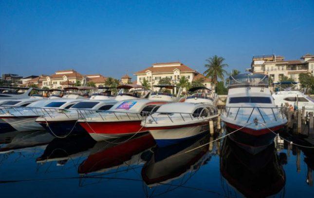 Pelabuhan Marina Ancol