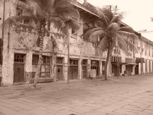 Sejarah kawan wisata kota tua Jakarta