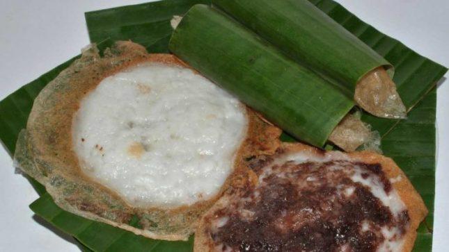 Kuliner serabi Notosuman Solo