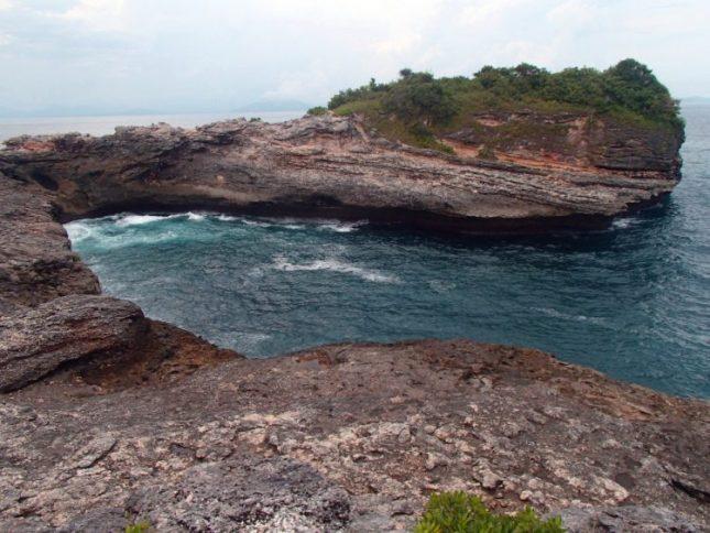 Hidden paradise Tanjung Poki Lombok