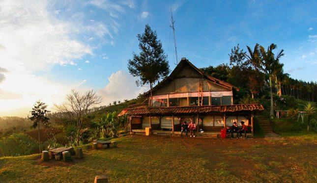 Wisata bukit Moko Bandung
