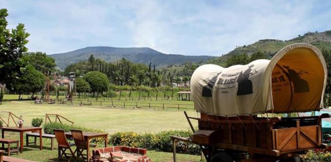 Fasilitas De Ranch Lembang