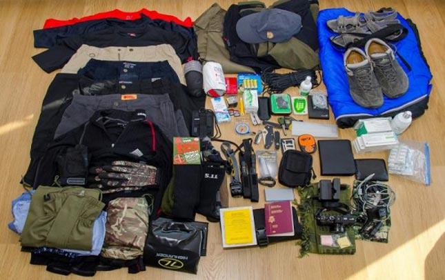 Tips packing carrier yang benar untuk mendaki gunung