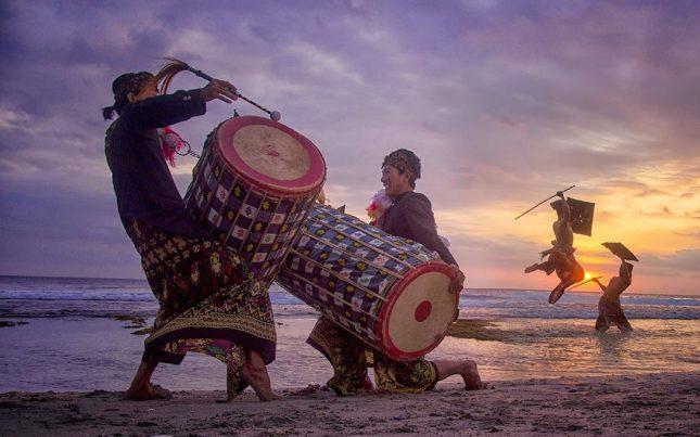 Tradisi suku Sasak Lombok