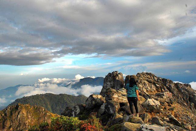 Daya tarik dan pesona gunung Sibayak