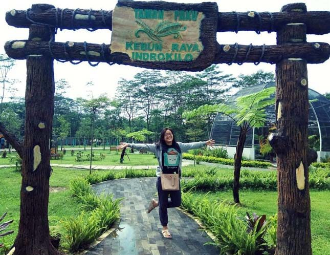 Taman wisata Kebun Raya Indrokilo