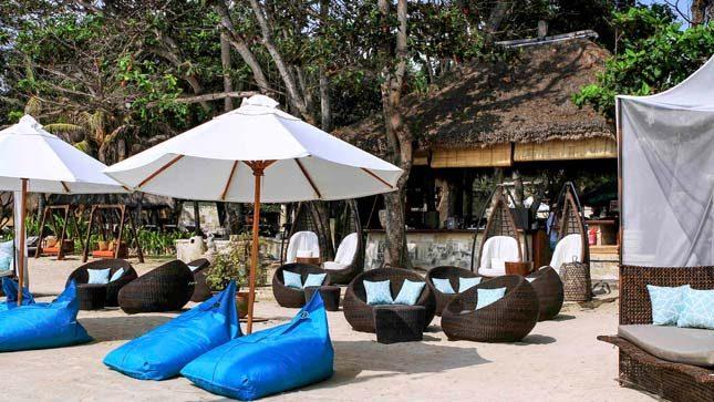 Cocos beach resto Tanjung Benoa Bali