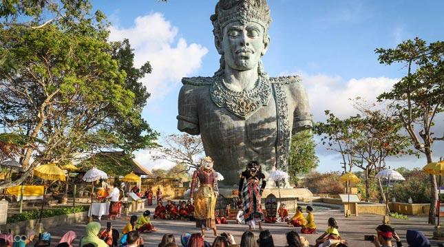 Wisata Garuda Wisnu Kencana cultural park