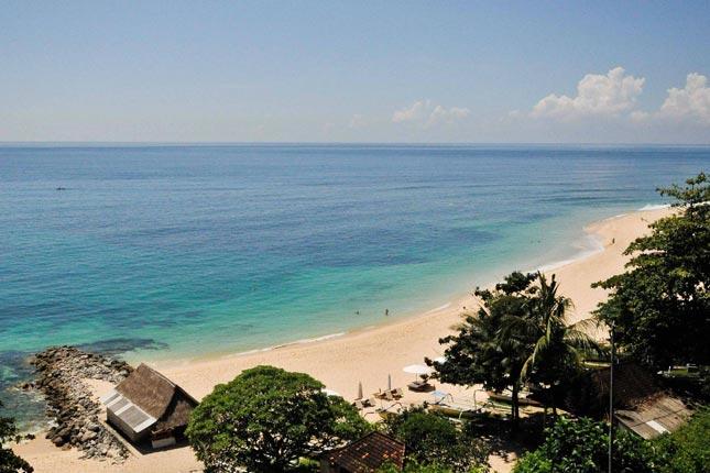 Kawasan wisata Nusa Dua Bali
