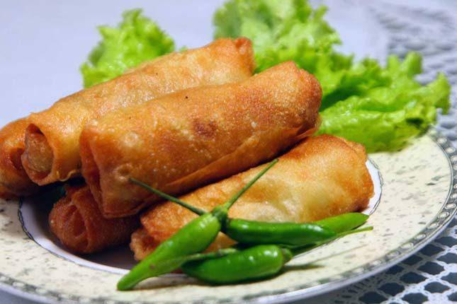 Kuliner Lunpia Mataram Semarang
