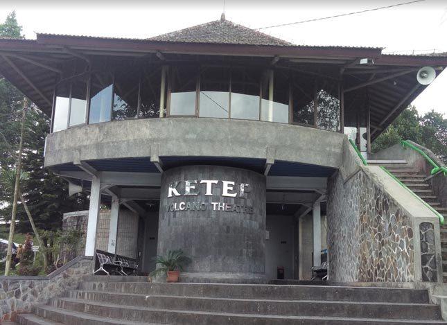 Volcano theatre di Ketep Pass