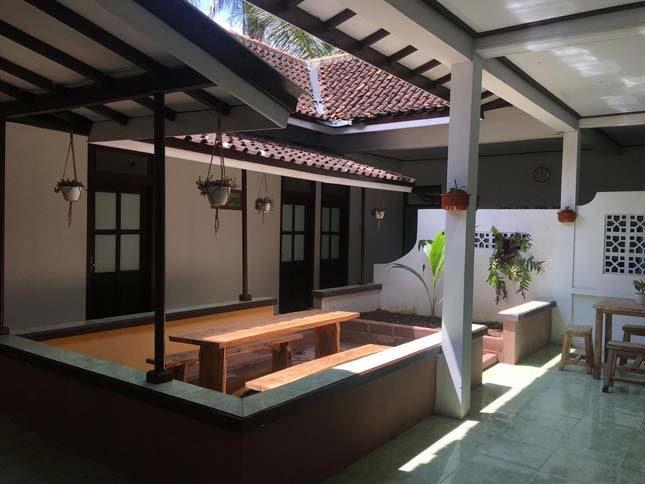 The Mangga Muda hostel