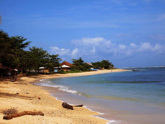 Keindahan wisata pantai Ujung Genteng Sukabumi