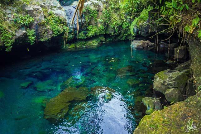 Wisata alam Telaga Sunyi Baturaden