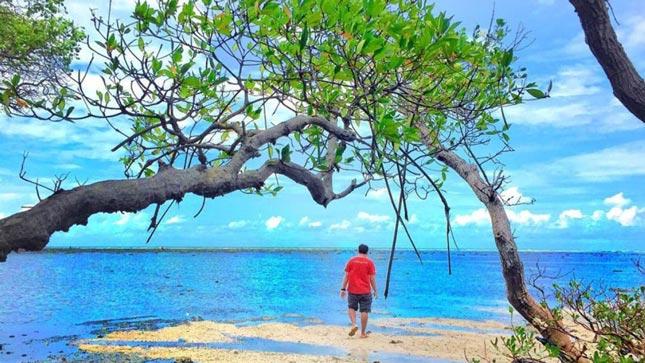 Wisata pantai di Lamongan Jawa Timur