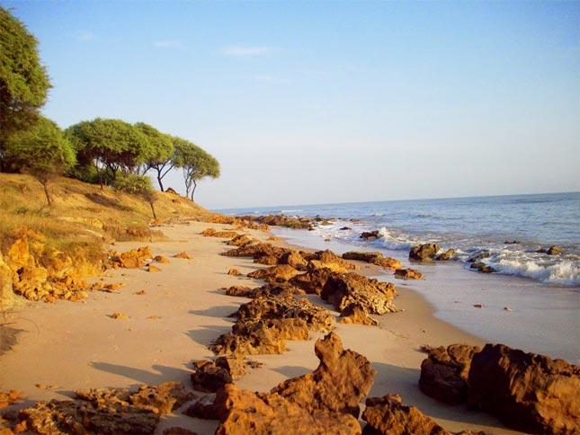 Wisata pantai di Tuban Jawa timur