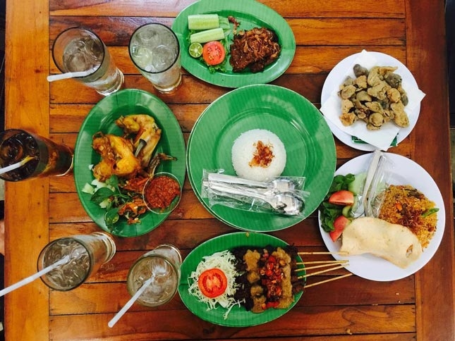 Wisata kuliner Jejamuran Jogja