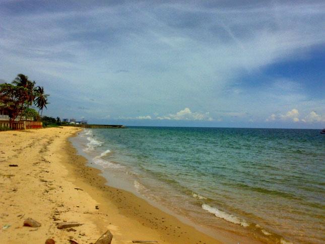 Pantai Banua Patra Kalimantan