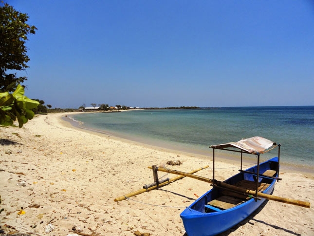 Destinasi wisata pantai Blebak