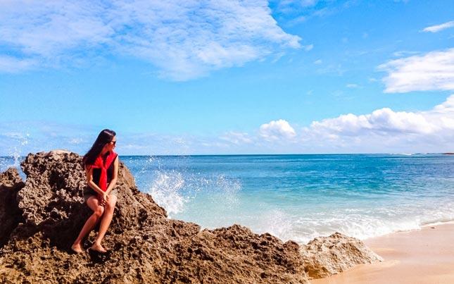 Destinasi wisata pantai di Bali
