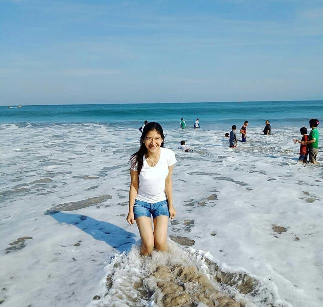 Wisata pantai di Garut Jawa barat