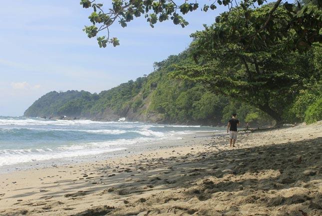 Pantai Kalipat Nusakambangan