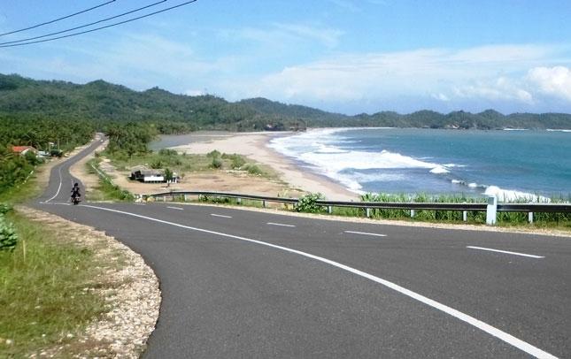 Destinasi alam pantai Soge