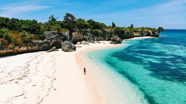 Wisata pantai Tanjung Bira Sulawesi