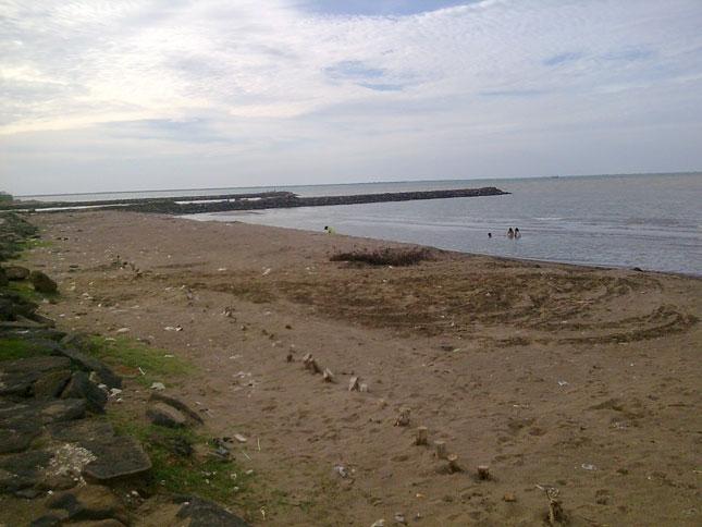 Pantai Tanjung Pura Indramayu
