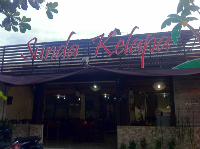 Resto Sunda Kelapa Bali