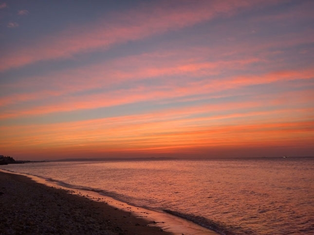 Wisata pantai Kelapa Lima Kupang