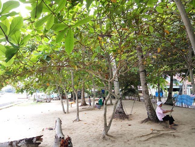 Pantai Melayu Batu Besar