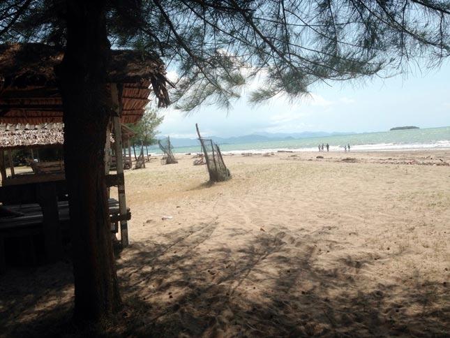 Destinasi wisata pantai Pasir Jambak