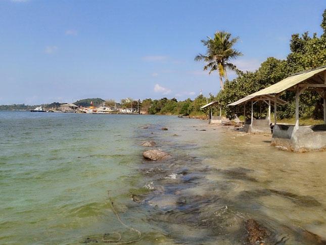 Wisata pantai Tirtayasa