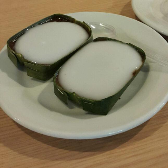 Jajanan Gorontalo kue Popaco