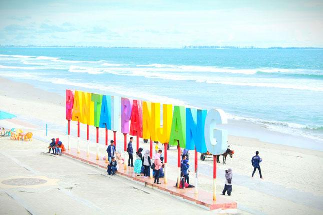 Wisata pantai di Bengkulu