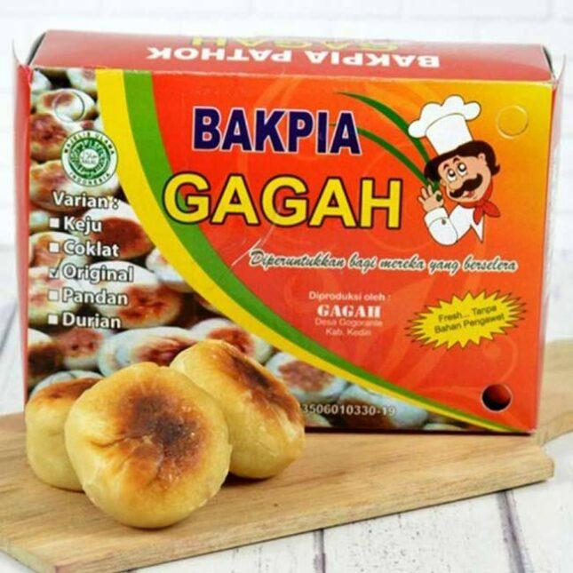 Makanan bakpia Banua khas Balikpapan