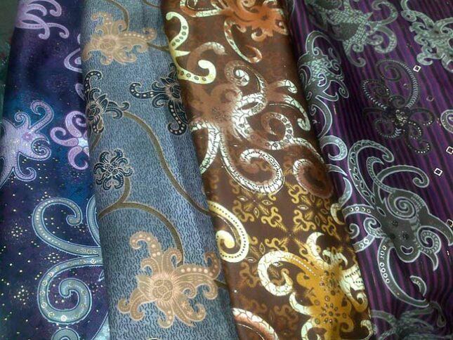 Corak Batik khas Balikpapan