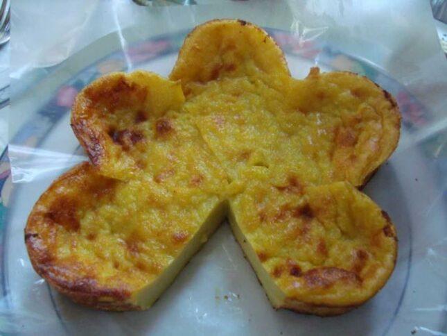 Makanan khas Bingka Kentang