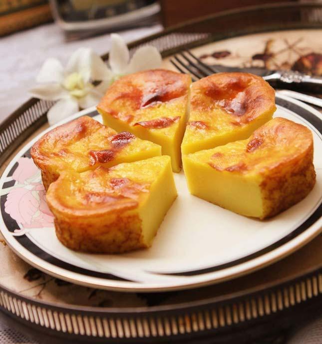 Makanan Bingke khas Pontianak