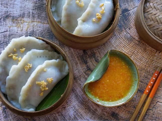 Choi pan atau Chai kue khas Pontianak