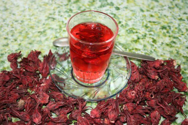 Teh bunga Rosella untuk kesehatan